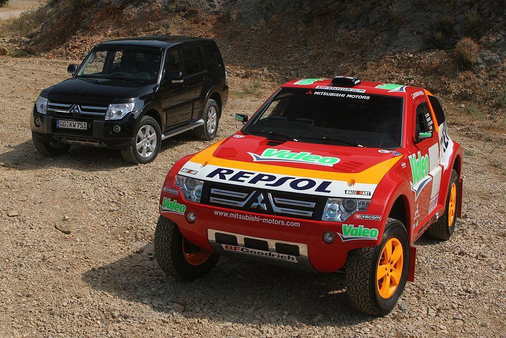 連續多年奪得達卡拉力賽事冠軍的三菱Pajero Evolution,已經是許多P...