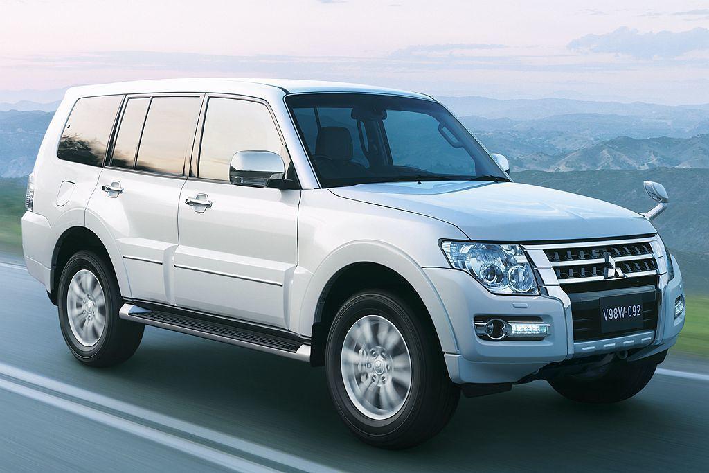 現行第四代三菱Pajero預計在今年夏天停止生產並販售,不過僅限日本當地市場車型...