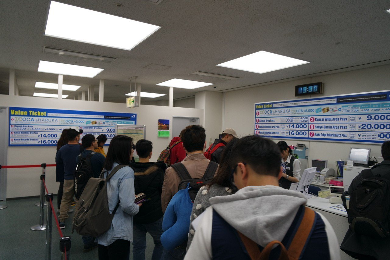 日本大阪6月將舉辦G20(二十國集團)峰會,日本政府嚴陣以待。圖為關西國際機場。