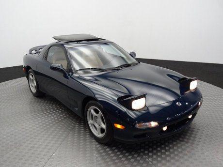 25年的Mazda竟然還能賣七位數?RX-7就是有這價值!