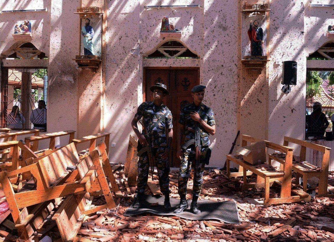 21日「復活節連環爆炸案」的8起恐攻爆炸後;斯里蘭卡至今,還陸續出現了「至少三起...