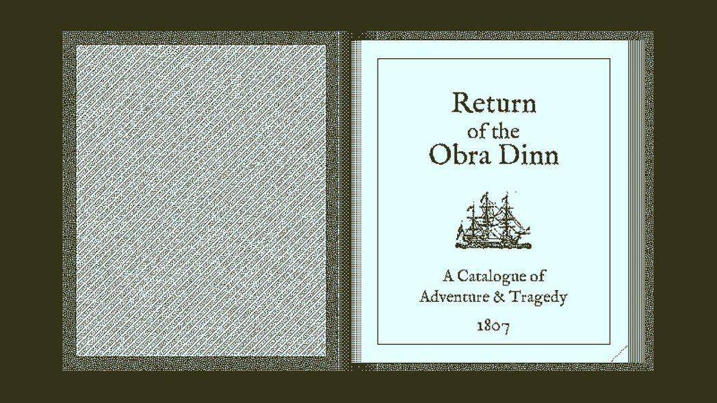 遊戲開始會先得到一本書,裏頭會記載許多關於奧伯拉丁商船的資料,包括航線、以及成員...