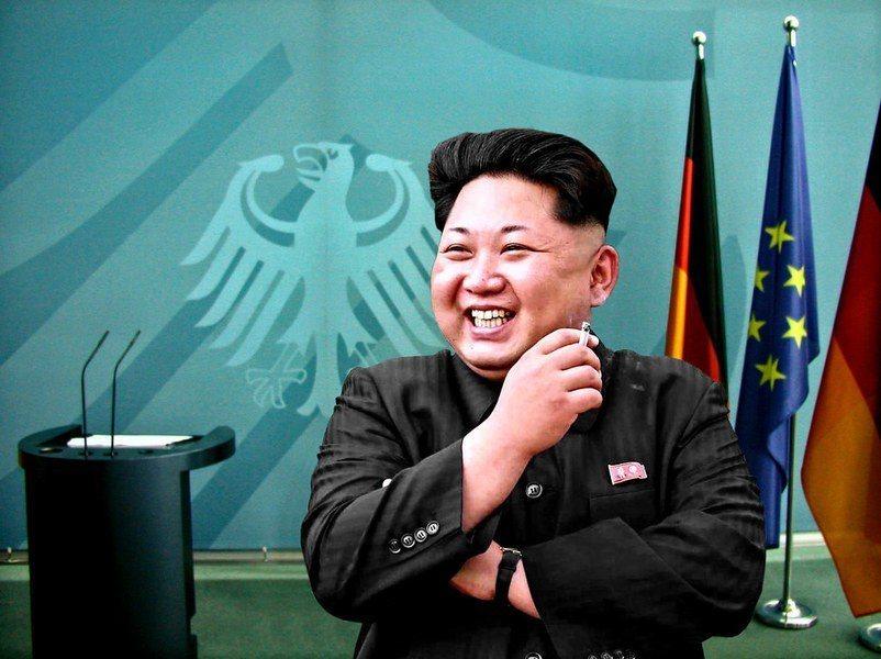 北韓領導人金正恩與俄羅斯總統普亭預計24日將在海參崴進行首次會談。(photo ...