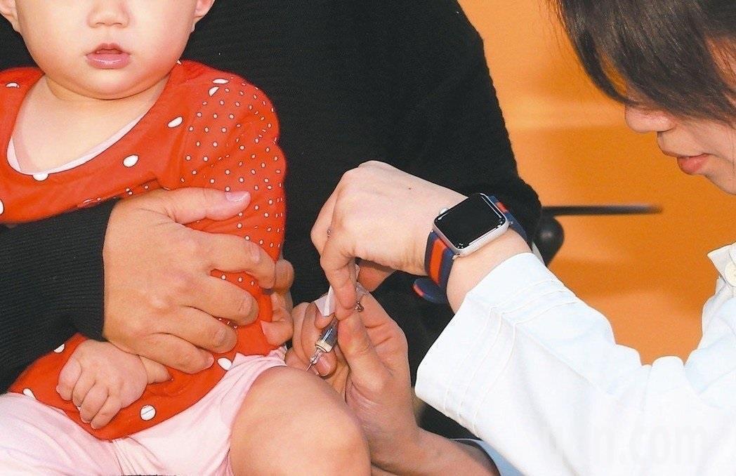 接種疫苗示意圖。本報資料照片
