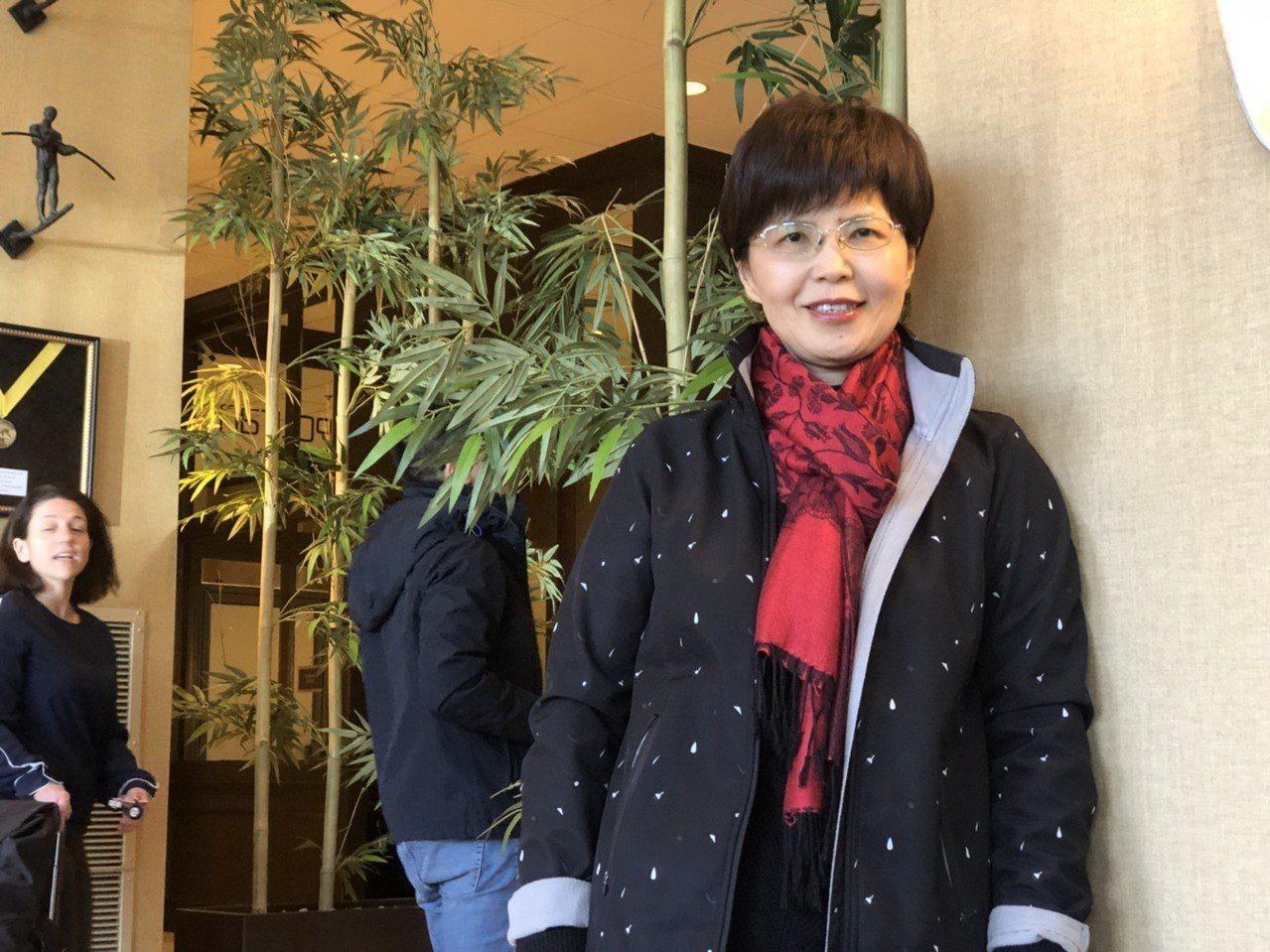 國立中山大學政治研究所特聘教授廖達琪說,韓的聲明算是投出「漂亮的變化球」,暫時解...