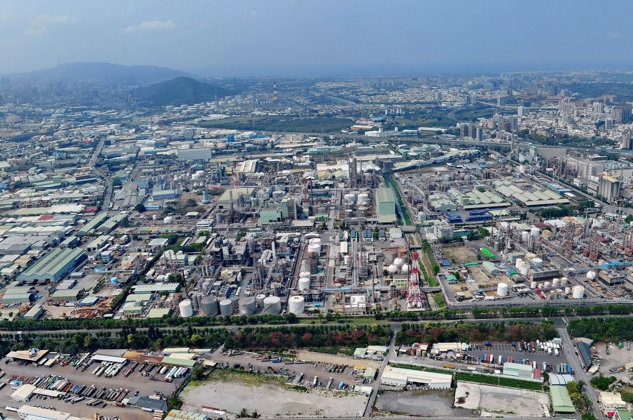 大社工業區。資料照片