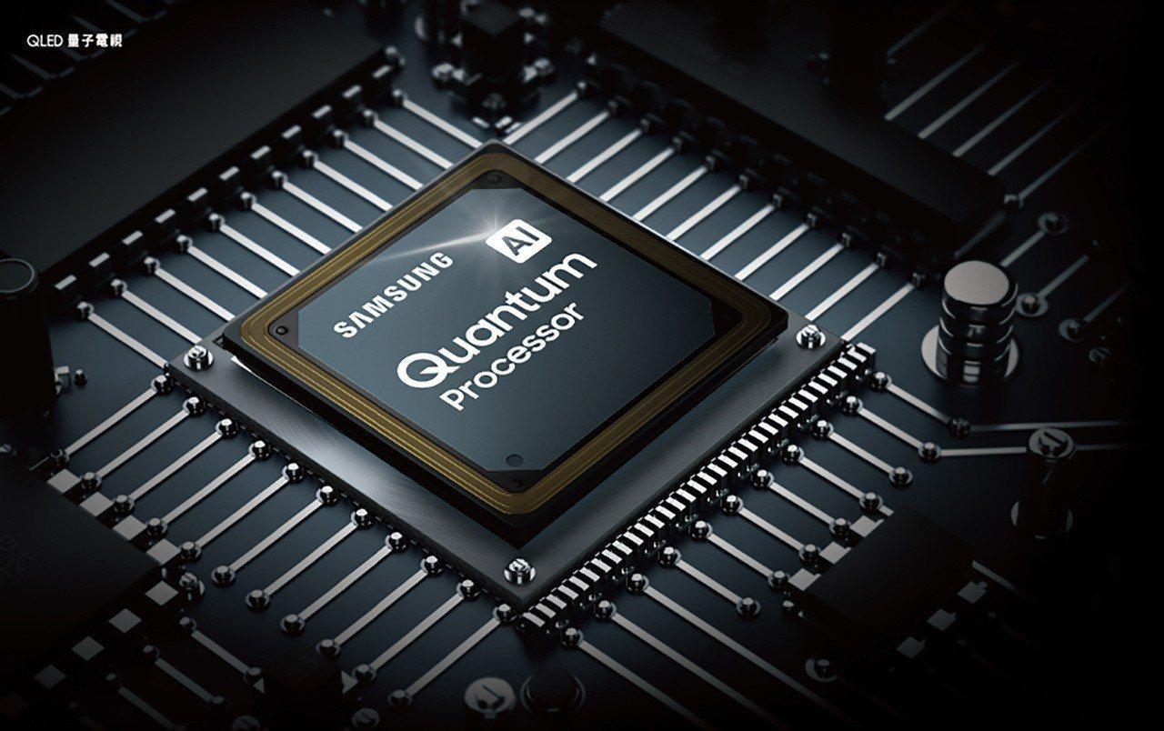 劃時代AI技術,讓QLED量子電視全面升級,完全貼近生活。圖/三星提供
