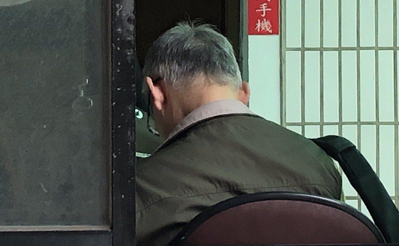林姓醫師表示非常後悔。記者曾健祐/攝影
