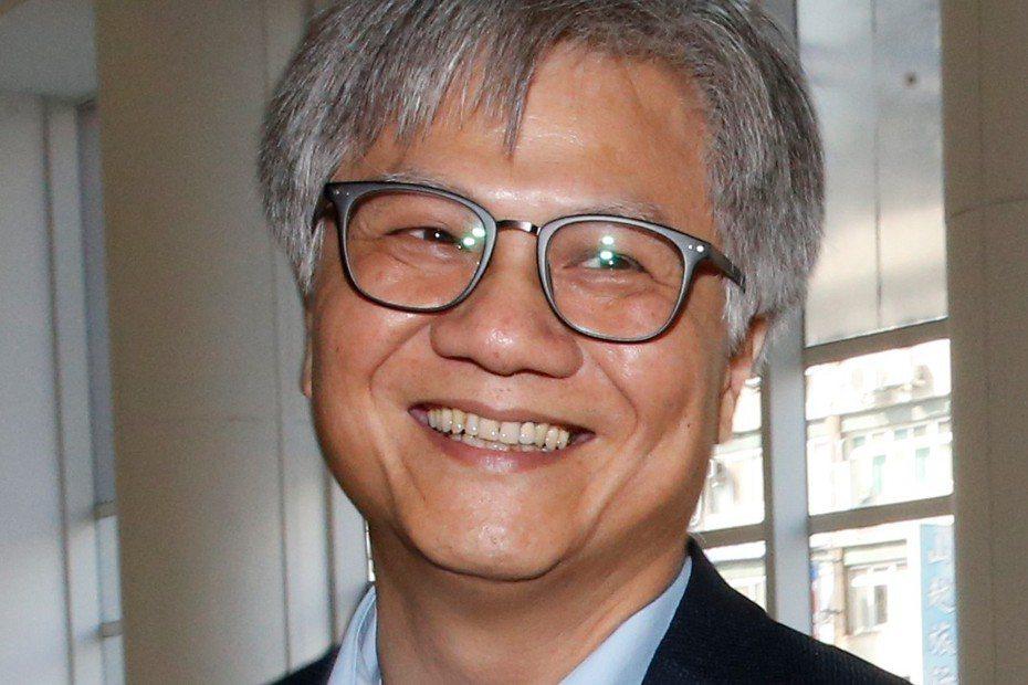 台北市長前參選人吳蕚洋。聯合報系資料照片