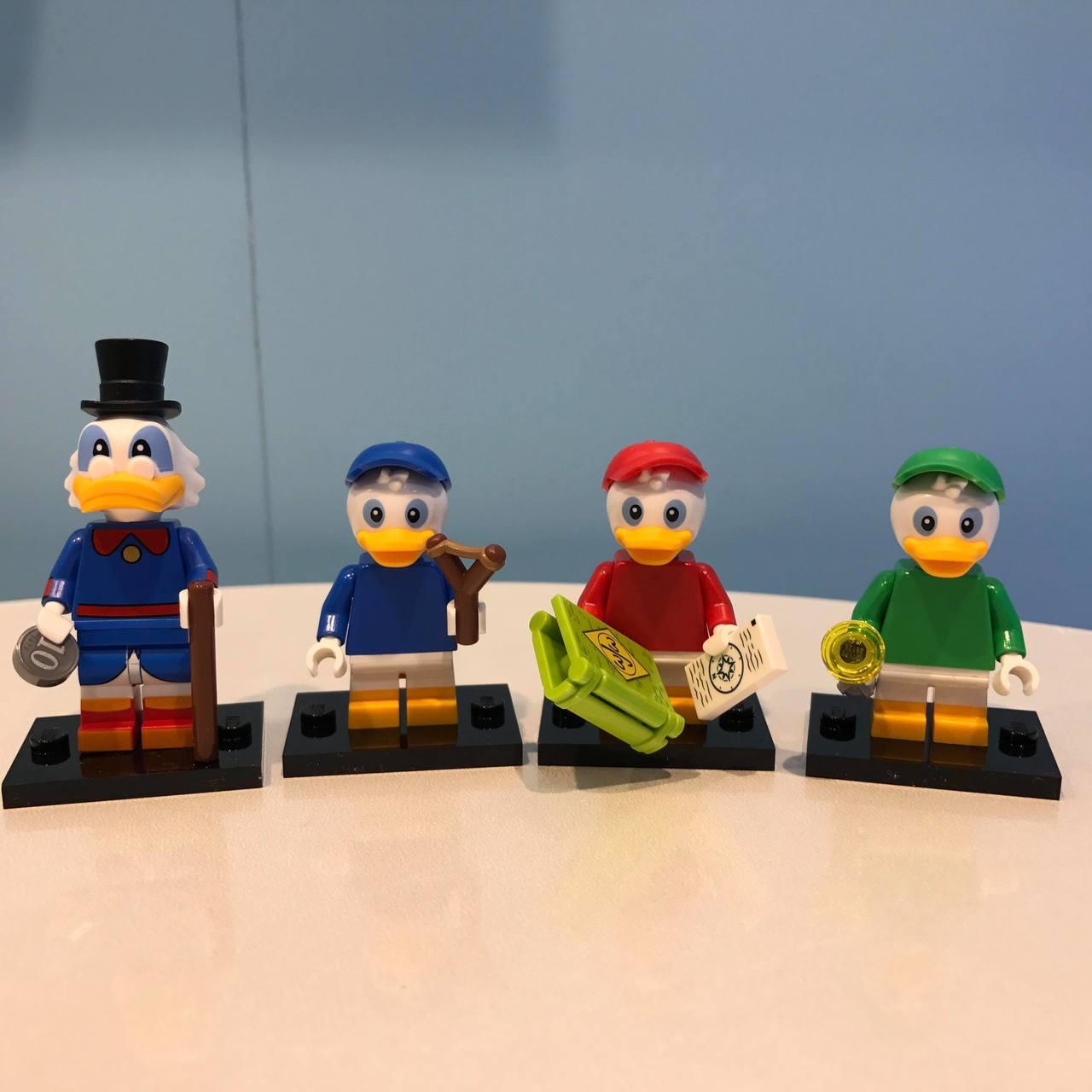 7-11 Taiwan X LEGO Disney Minifigures Series 2 Prepare to
