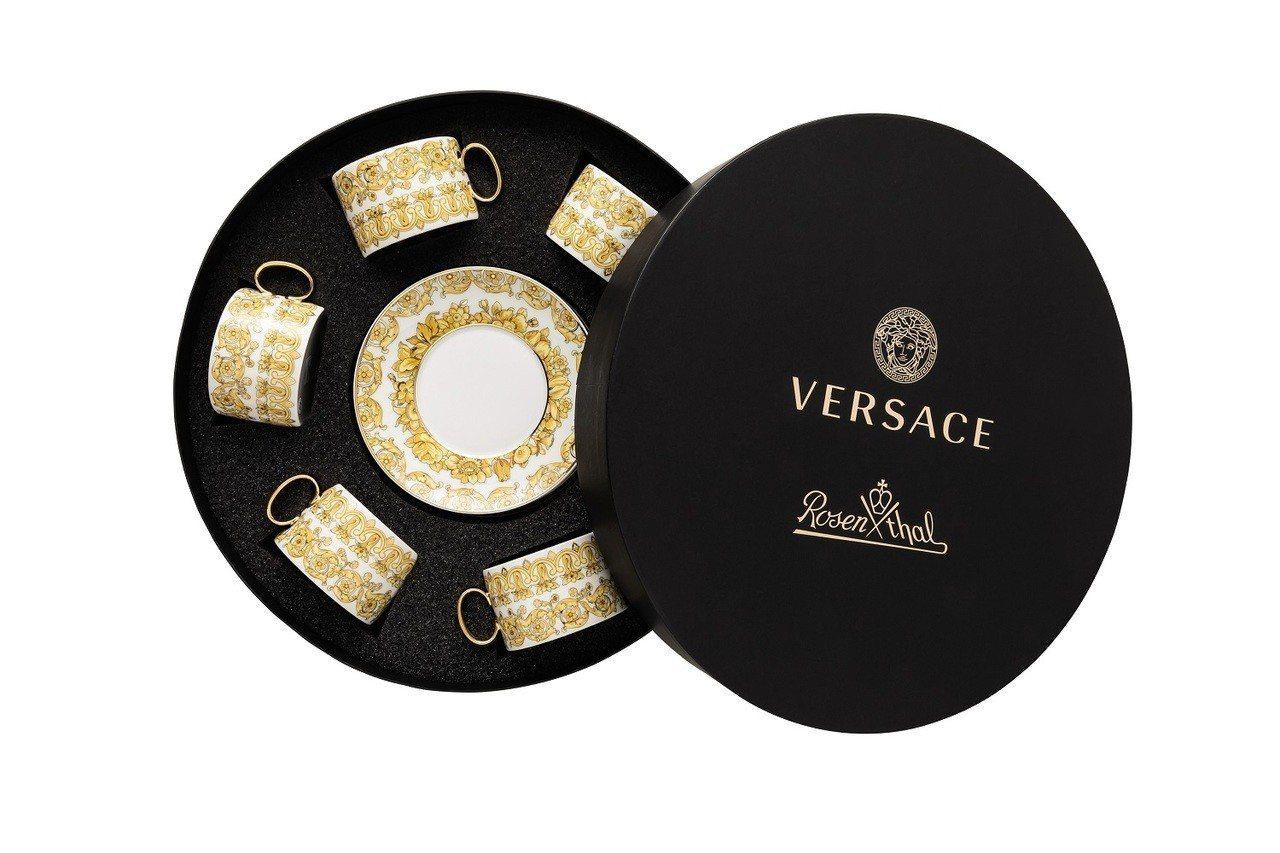 Rosenthal Meets Versace 2019 全新系列梅杜莎狂想曲-...
