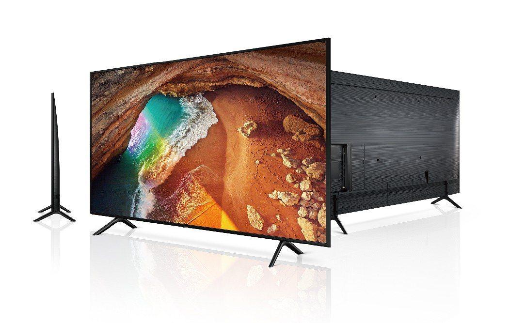 三星2019 QLED量子電視Q60R入門系列,最低39,900元就能體驗QLE...