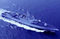 中共最強戰艦「南昌艦」 造價270億 共建8艘同型艦