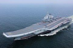 遼寧號時隔3年通過日本海域 多艘中國艦艇伴航