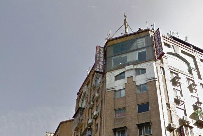愛客發商務旅館。 圖/取自Google Map
