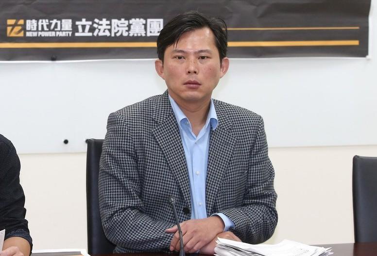 時代力量立委黃國昌。 聯合報系資料照/記者林澔一攝影