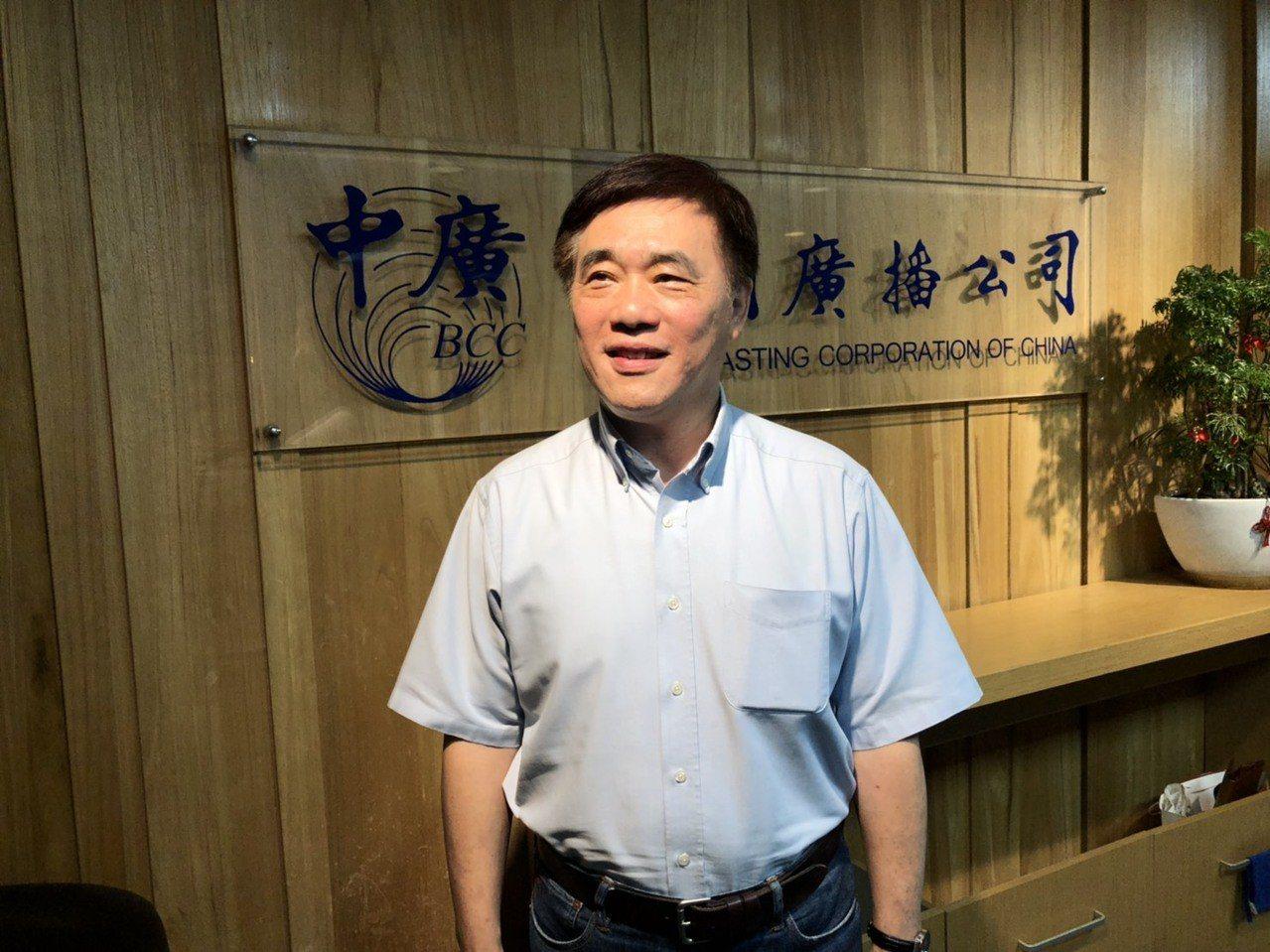 國民黨副主席郝龍斌。聯合報系資料照片/記者周志豪攝影