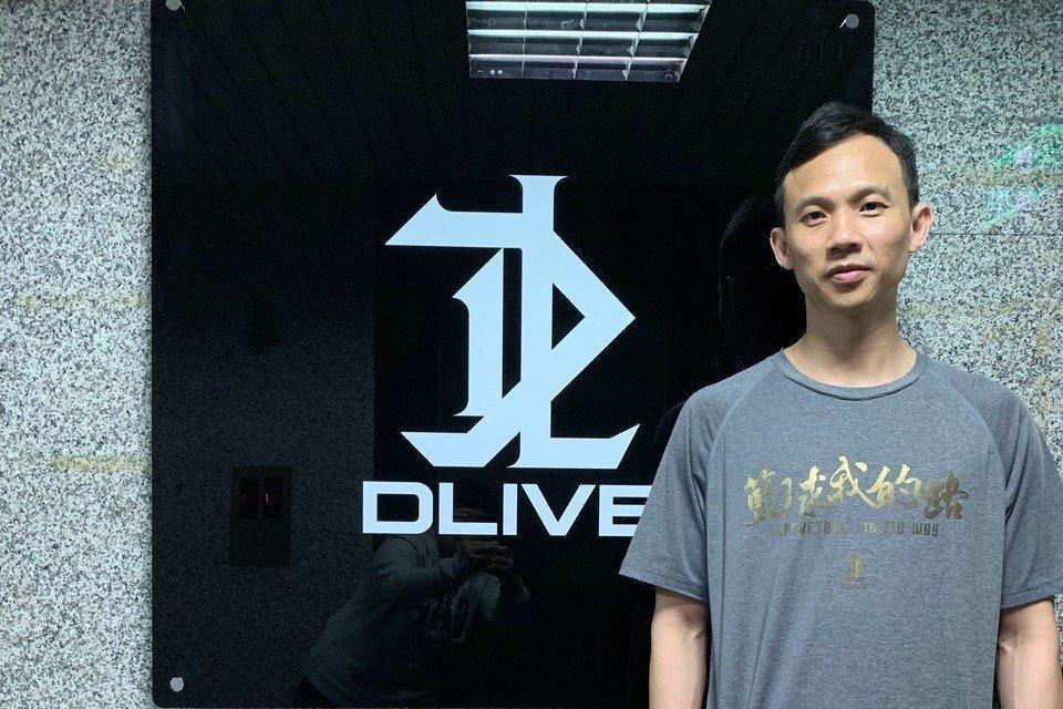 黃寶賜與弟弟攜手打造運動品牌D-LIVE。圖/黃寶賜提供