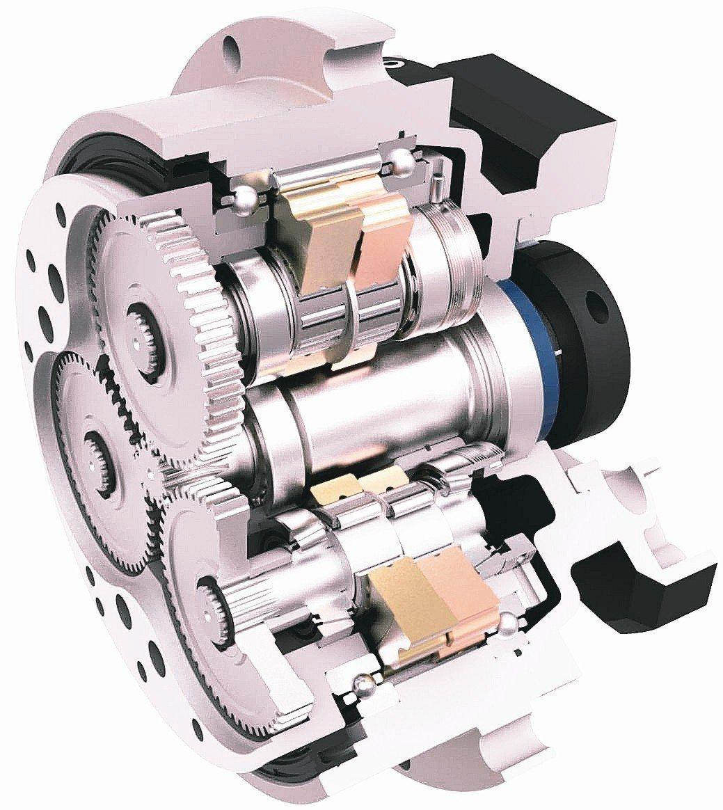 利茗機械是台灣唯一同時具備機械手臂中重要的諧波式減速機、擺線減速機(RV減速機)...