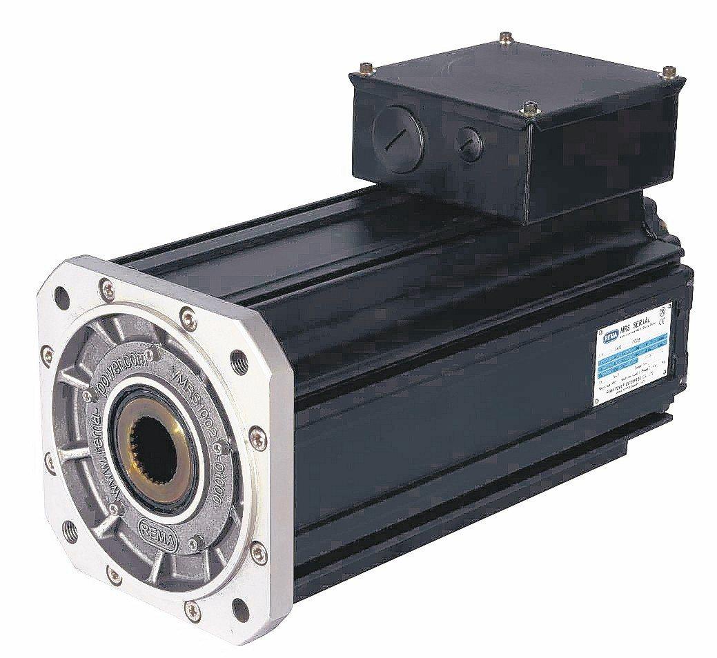瑞明陳企業專業製造高效節電伺服馬達與驅動器。 瑞明陳企業/提供