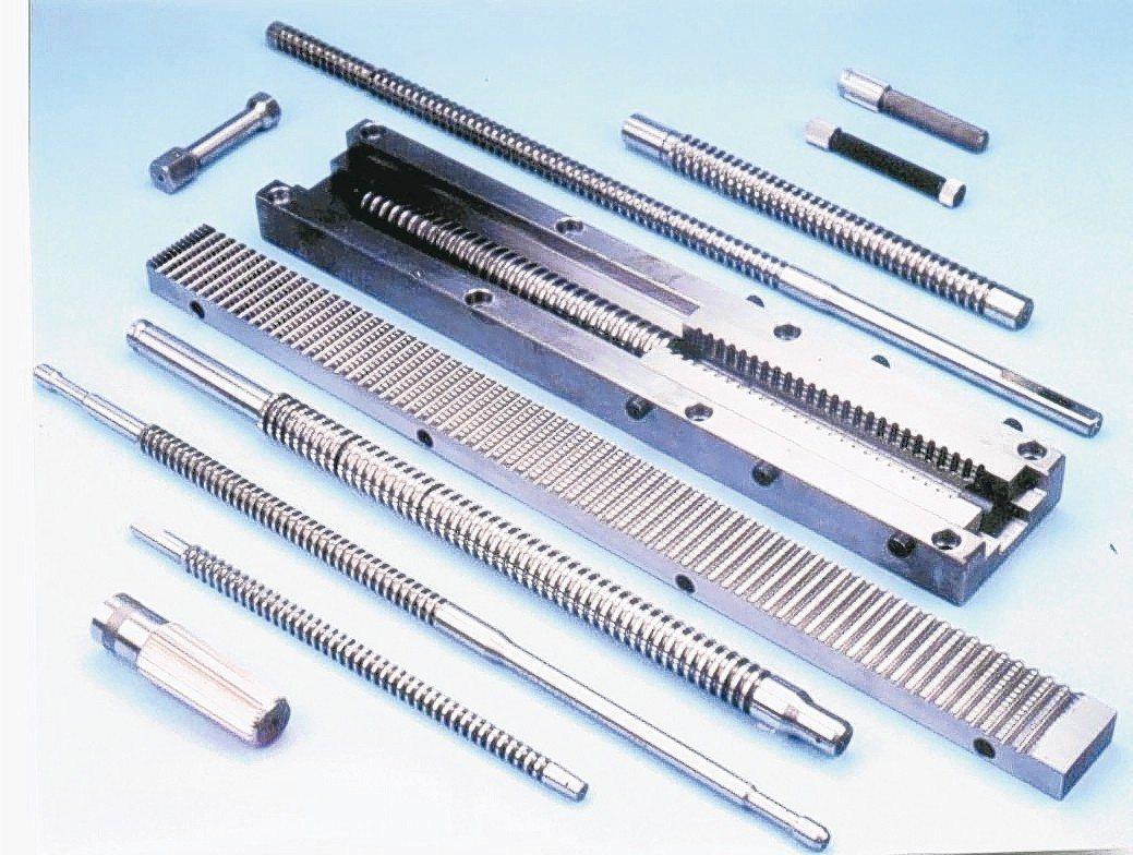 佳茂精密刀具專業研製各式拉刀。 佳茂公司/提供