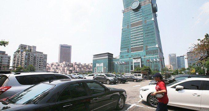 有全台最貴停車場之稱的台北市信義計畫區D3地塊昨天進行三拍,由元利集團董事長林敏...