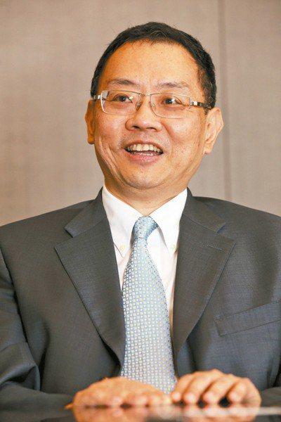 華邦電董事長焦佑鈞。 本報資料照片