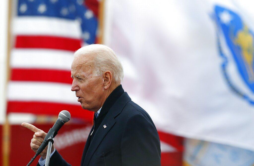 前美國副總統拜登(Joe Biden)將於25日宣布角逐民主黨提名,參加2020...