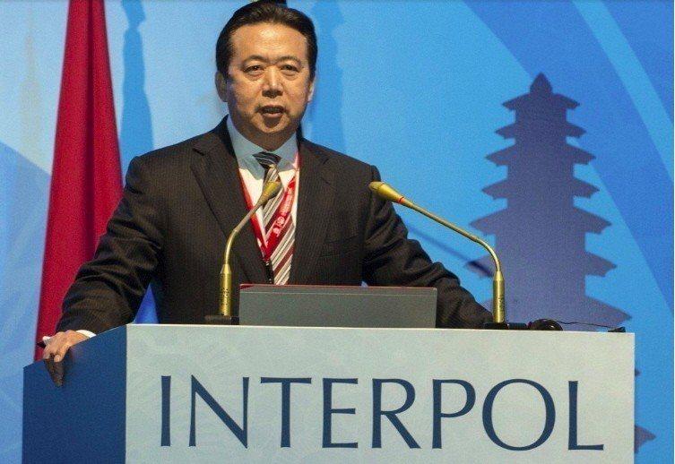 前國際刑警組織中國籍主席孟宏偉。圖/路透