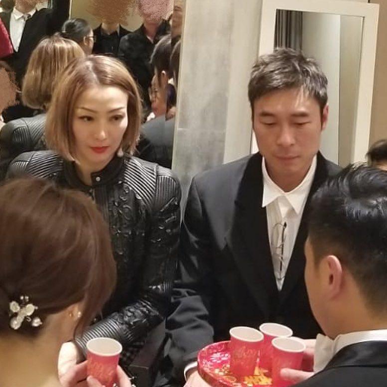鄭秀文與許志安婚姻歷經出軌風暴。 圖/擷自鄭秀文IG