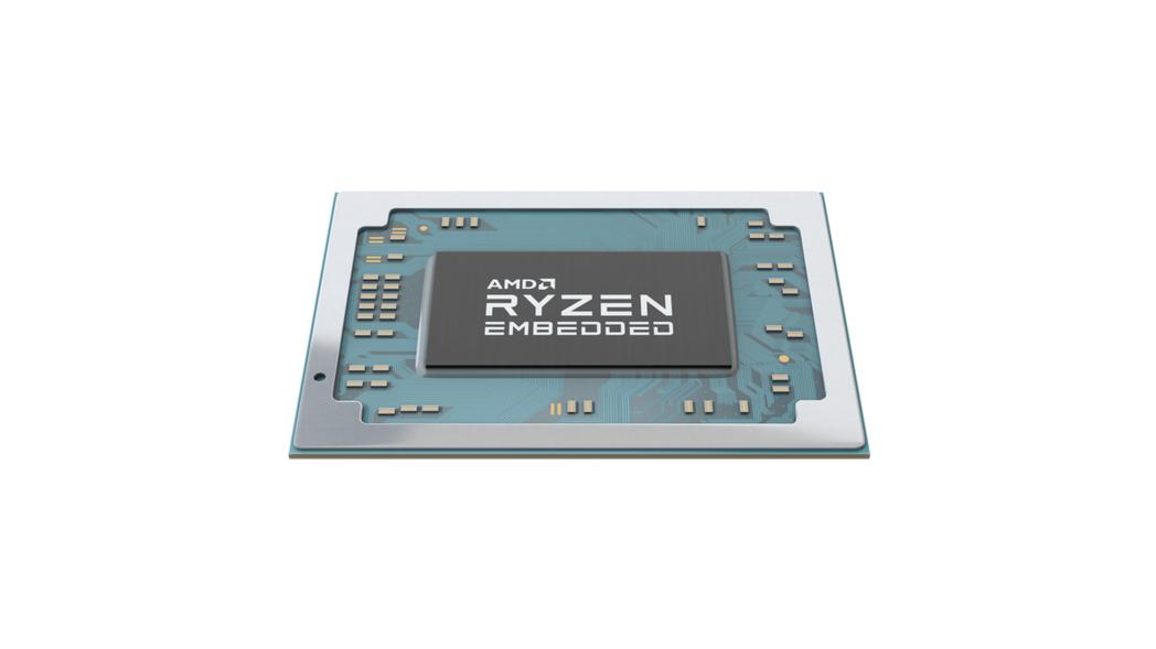 全新Ryzen R1000嵌入式SoC搭載高效能Vega 3繪圖核心以及Zen處...