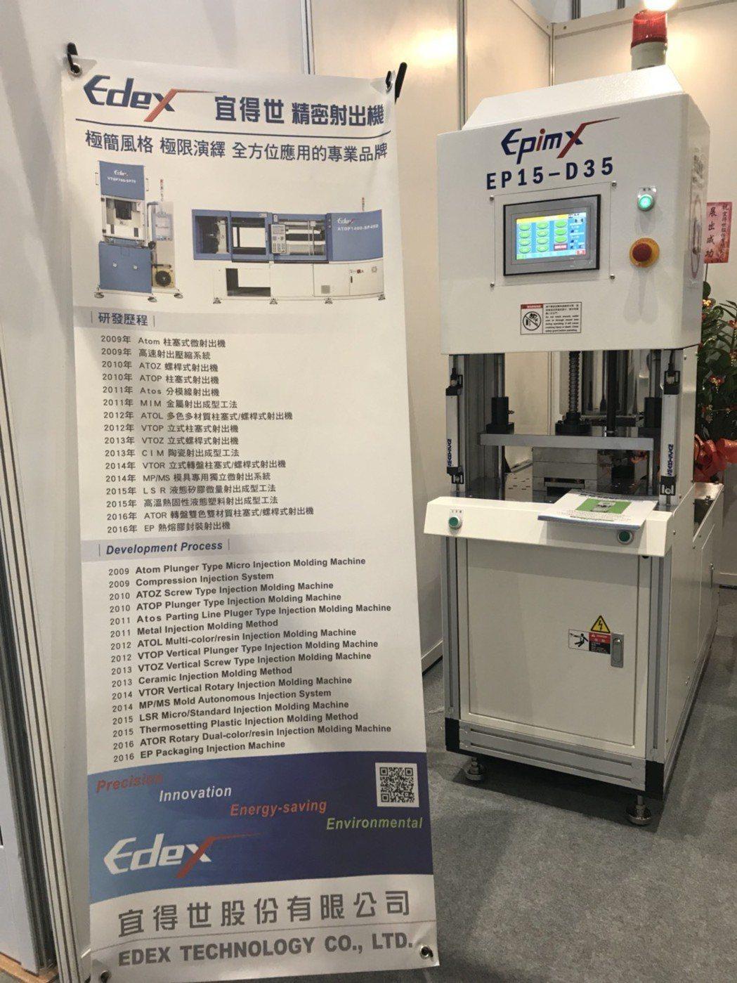 宜得世於2019 Taipei AMPA台北國際汽車零配件展推出新方案。 宜得世...