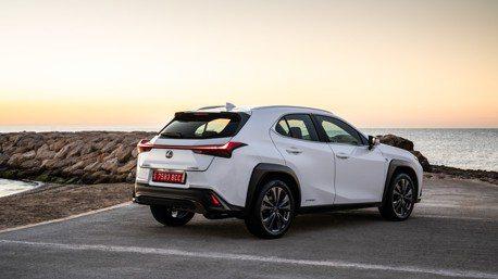 純電真的不是說說而已 Lexus確定推出首款EV!