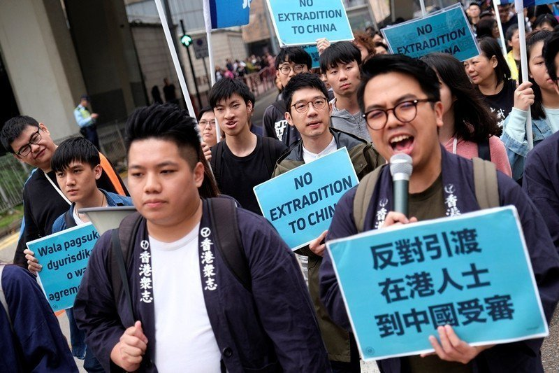 2019年3月,香港政府提出修訂《逃犯條例》和《刑事事宜相互法律協助條例》,引起...