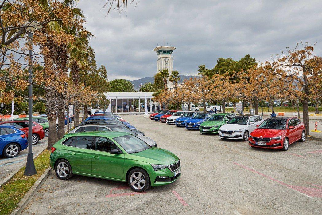 ŠKODA目標要在2022年前推出30款新車。 摘自ŠKODA