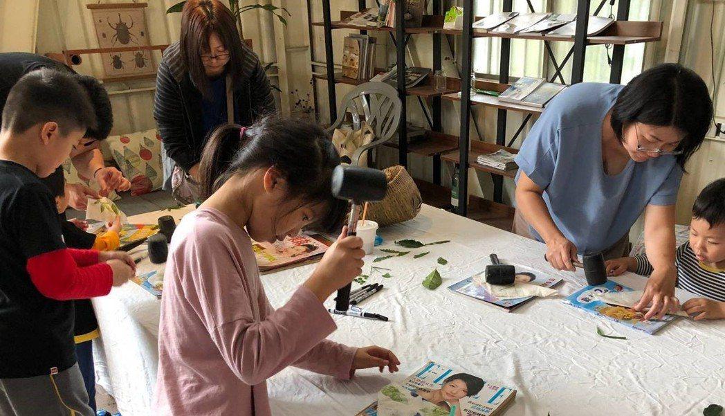 體驗DIY活動 台東縣農會提供