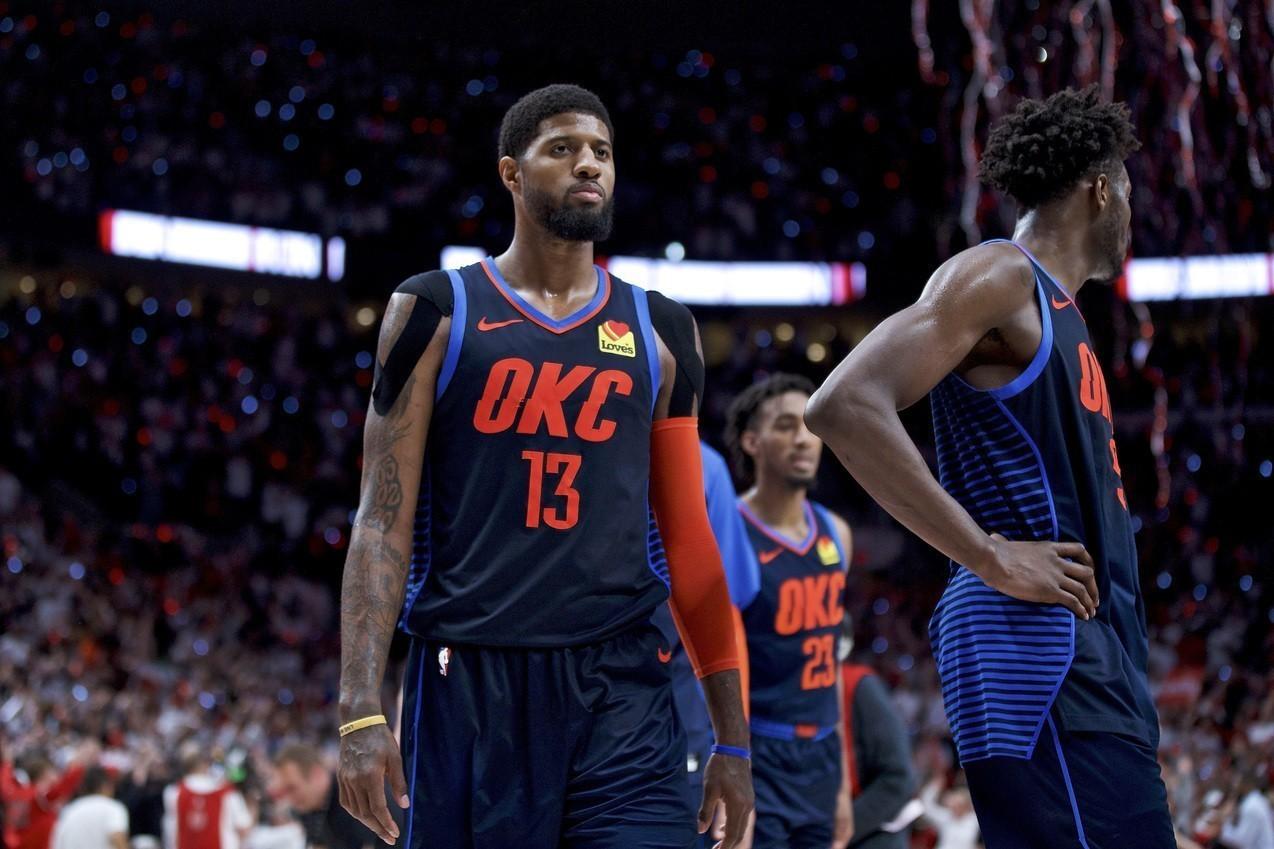 NBA/喬治肩膀二度動刀 季前訓練營恐缺席