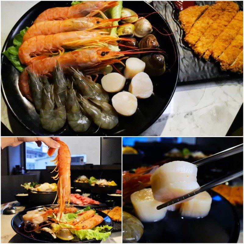 (圖/台灣旅行趣) ▲近期新品登場!有天使紅蝦、白蝦、超大蛤蠣、干貝的「阿根廷紅...