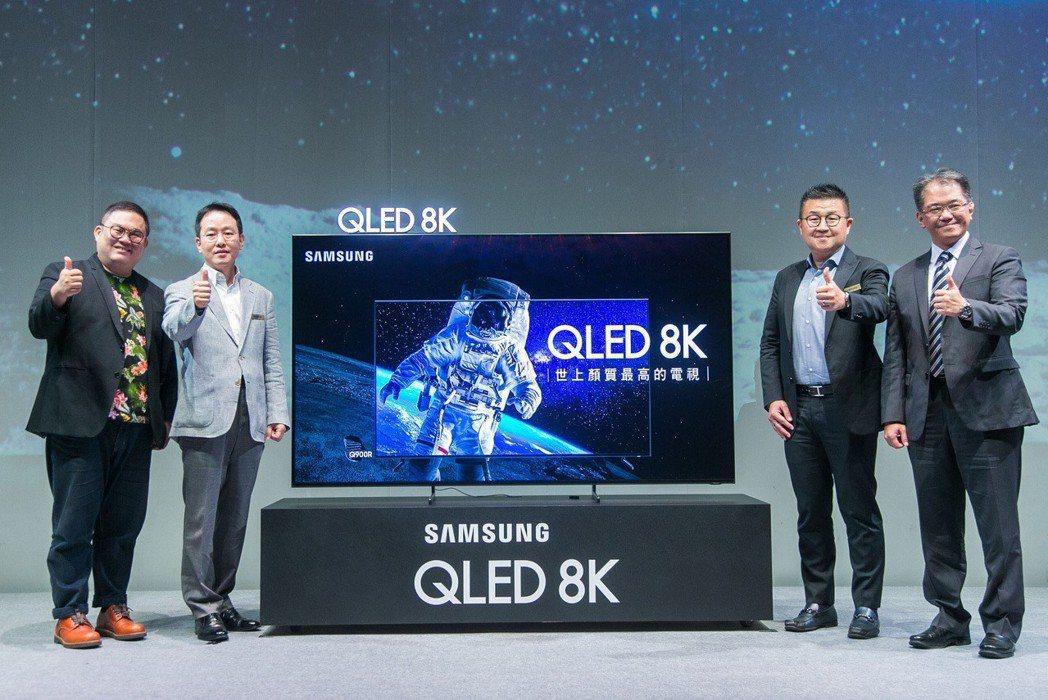 三星以超過30年半導體技術創新及開發經驗,打造8K量子尖端智慧處理器,提供影像及...
