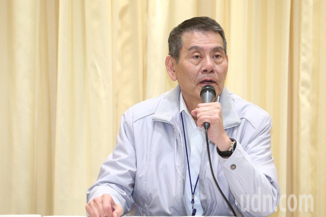 華航董事長謝世謙。聯合報系資料照