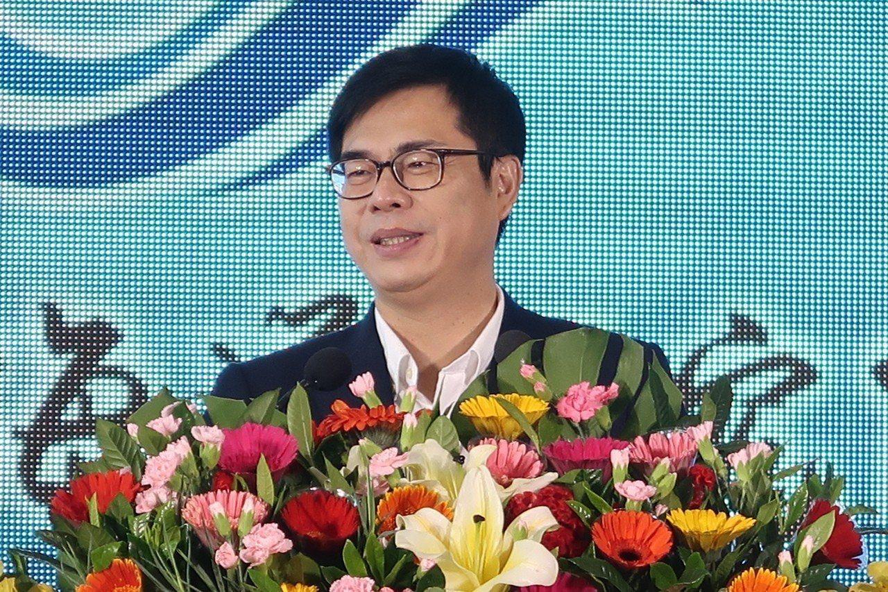 政院副院長陳其邁表示,海委會及國家海洋研究院在高雄的成立,代表中央政府對海洋政策...
