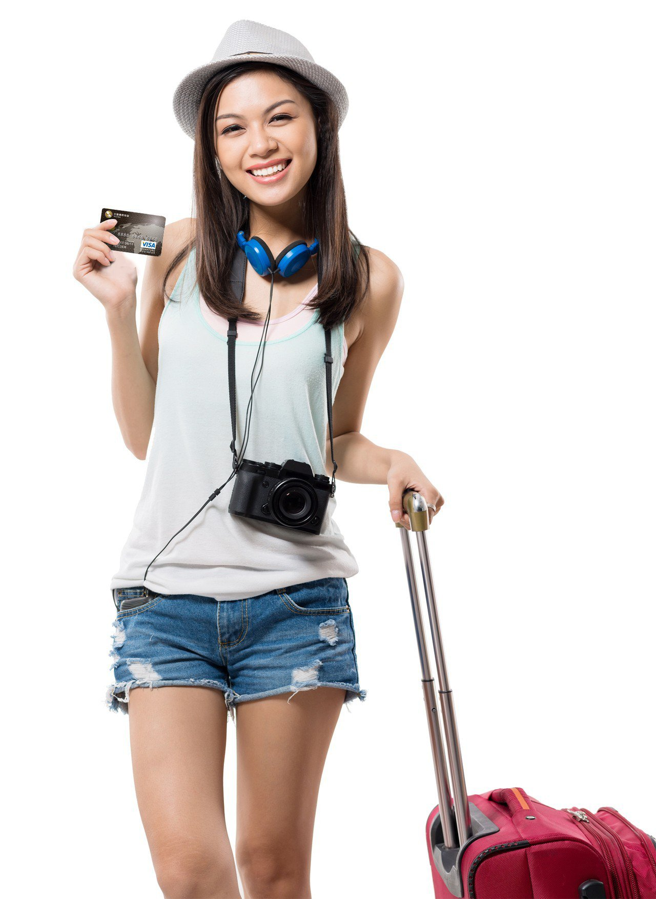 兆豐「利多御璽卡」釋利多,日、韓消費最高享3%現金回饋。圖/兆豐銀行提供