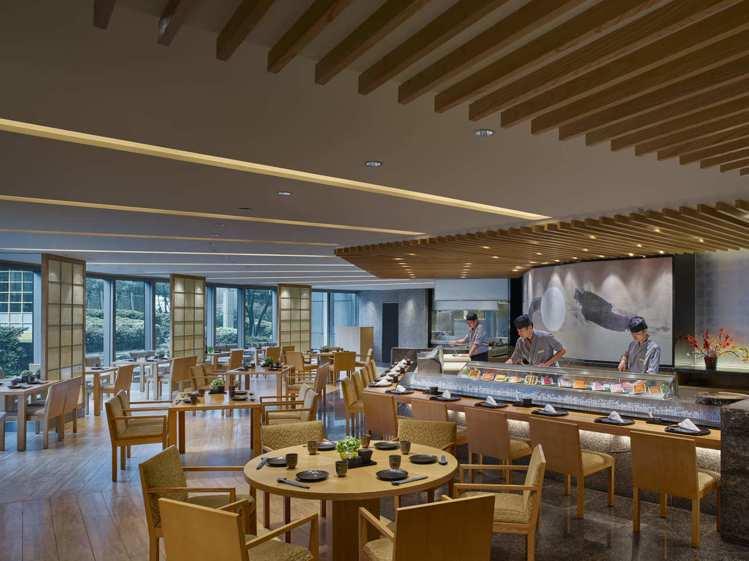 餐酒搭配晚宴餐廳選在台北遠東國際大飯店ibuki日本餐廳。圖/RPWA提供