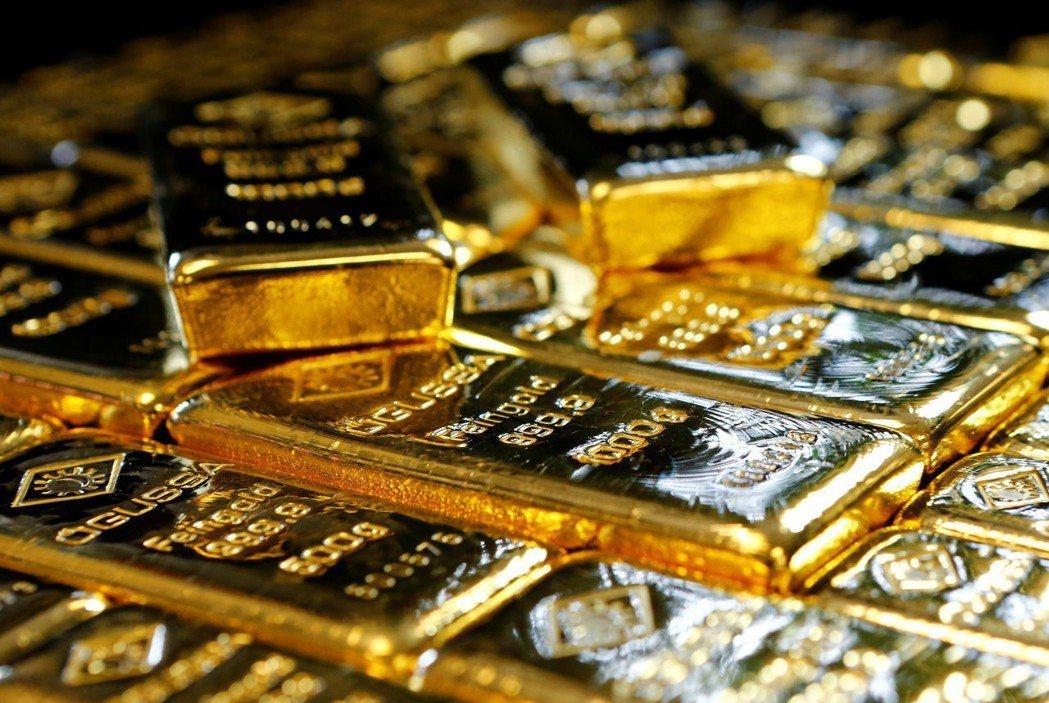 印度增持黃金。路透社