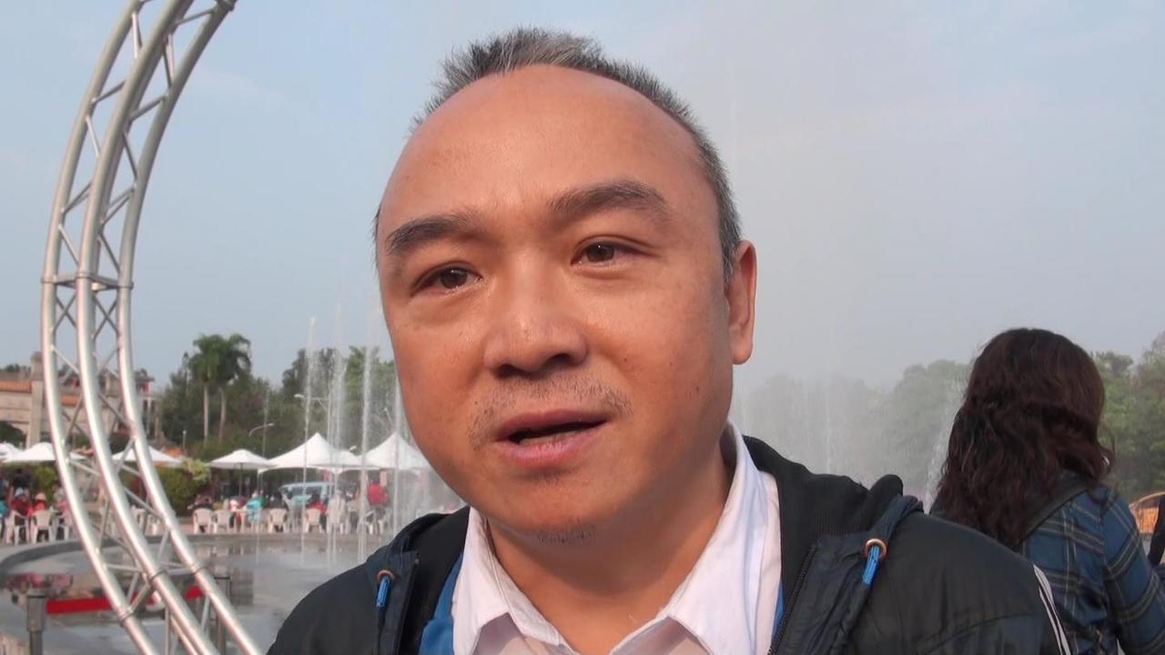 高雄市觀光局長潘恒旭今表示,鴻海集團總裁郭台銘是韓國瑜學長,如果事先跟韓說一下要...