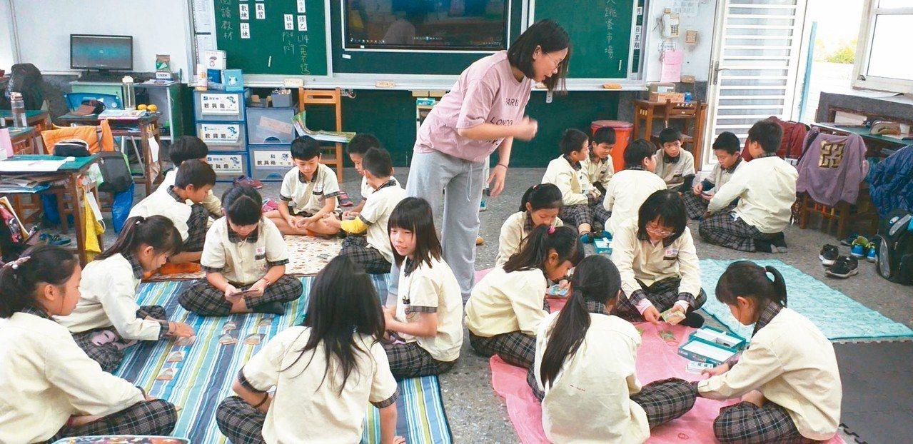 嘉義市教師甄試已停招4年,預計6月底舉辦。 圖/教育處提供
