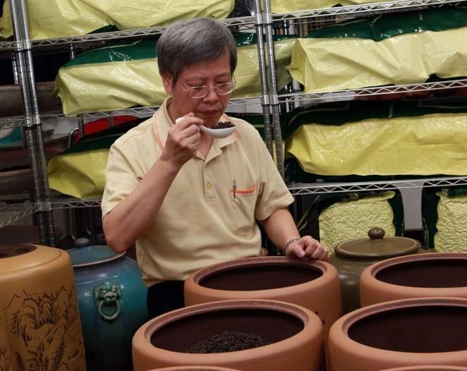 興大生物科技學研究所教授曾志正研究團隊,四季春中含有「茶飢素」成分,登上「食物生...