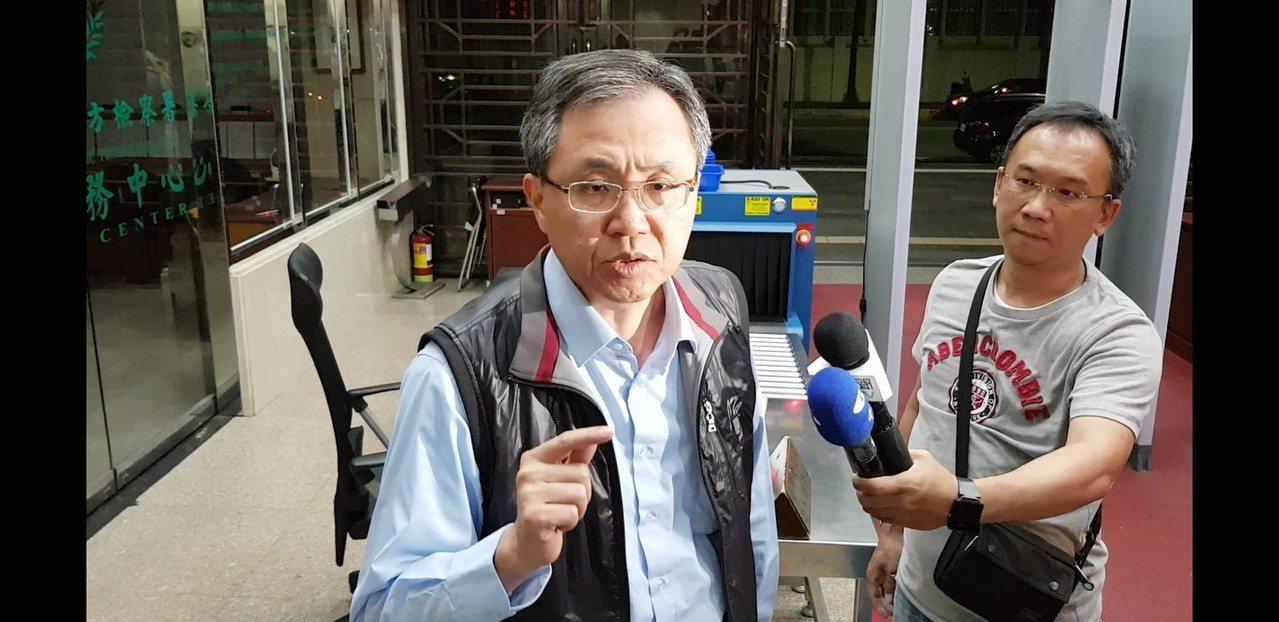 盛達電負責人陳忠廷被控詐貸遭約談,他喊冤說,「盛達是清白的,且是無辜的受害者。」...