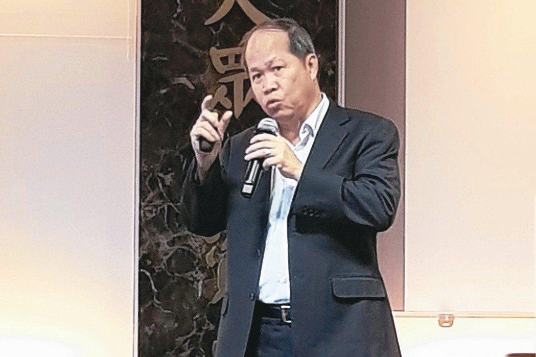 南寶執行長許明現 記者曾仁凱/攝影