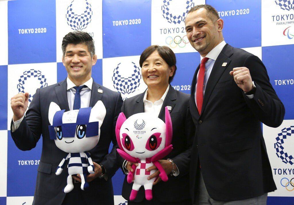 東京奧運商機熱身,有利紡織股王儒鴻股價表現。 美聯社